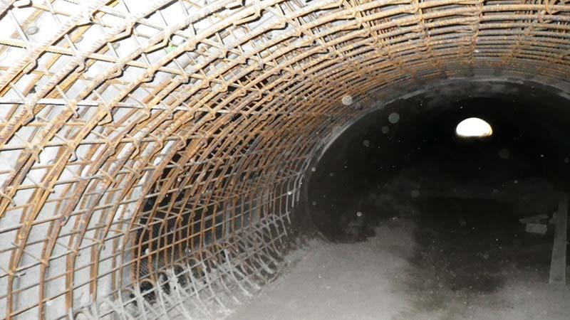 Ouvrages souterrains