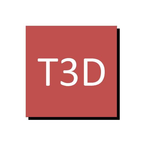 Logo Techni3D