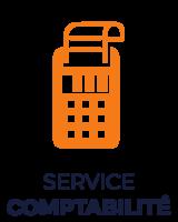 service comptabilité